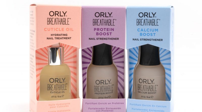 ORLY cambia de imagen en sus básicos para manicura