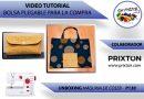 UNBOXING PRIXTON P130 + VIDEO TUTORIAL BOLSA PLEGABLE PARA COMPRA